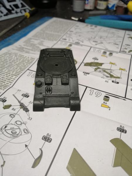 Préparation futur diorama WW2 au 1/72 2934