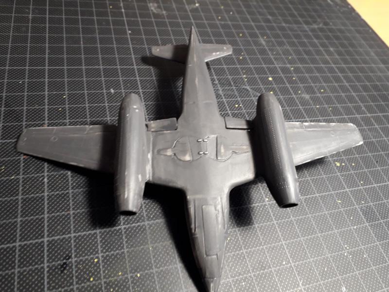 Messerscmitt Me 262A-1A 1/72 Revell page2 3012