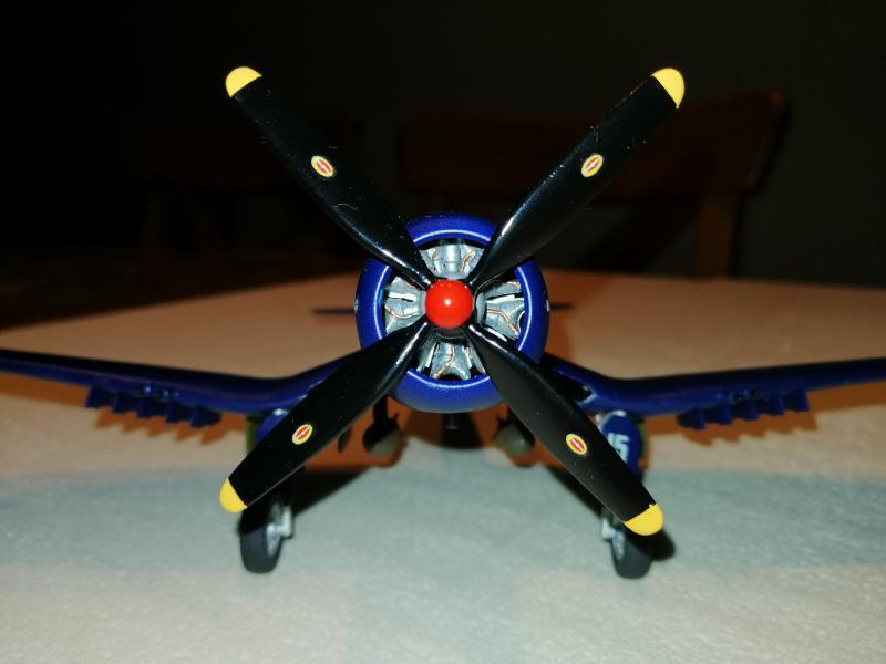 CORSAIR AU-1 Heller 1/48 FINI !!!!!! 3031