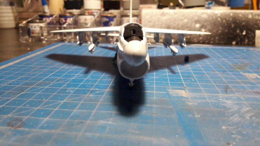 A-7A Corsair 2 1/72 clap de fin !!!!!!!! - Page 2 3118