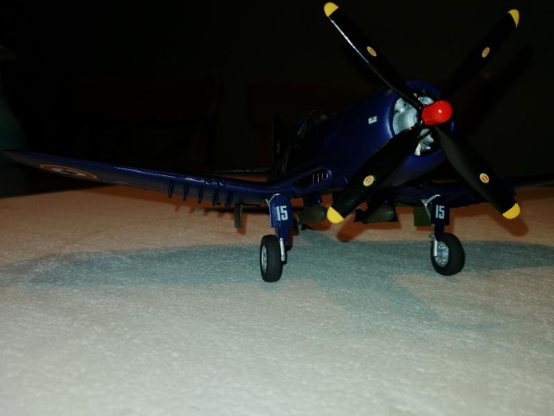 CORSAIR AU-1 Heller 1/48 FINI !!!!!! 3131