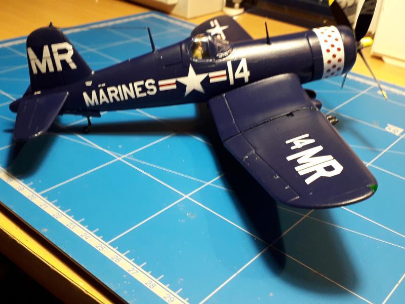 F4U-4 Corsair FINI !!!!!!!!! - Page 3 3210