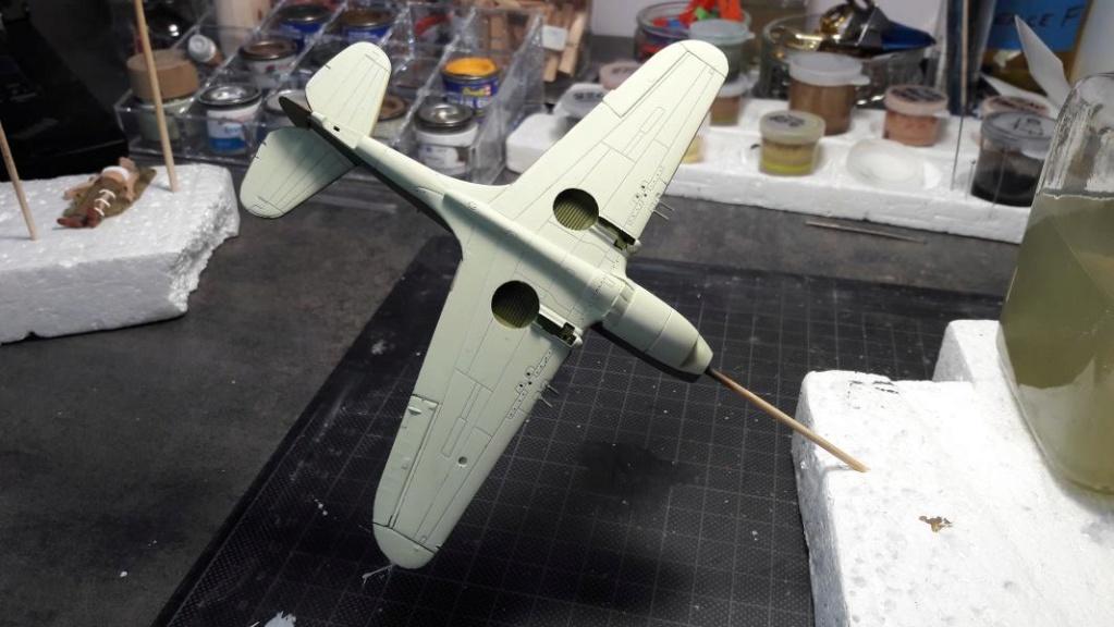Curtiss Tomahawk Mk.IIB 1/72 (Airfix)  3220