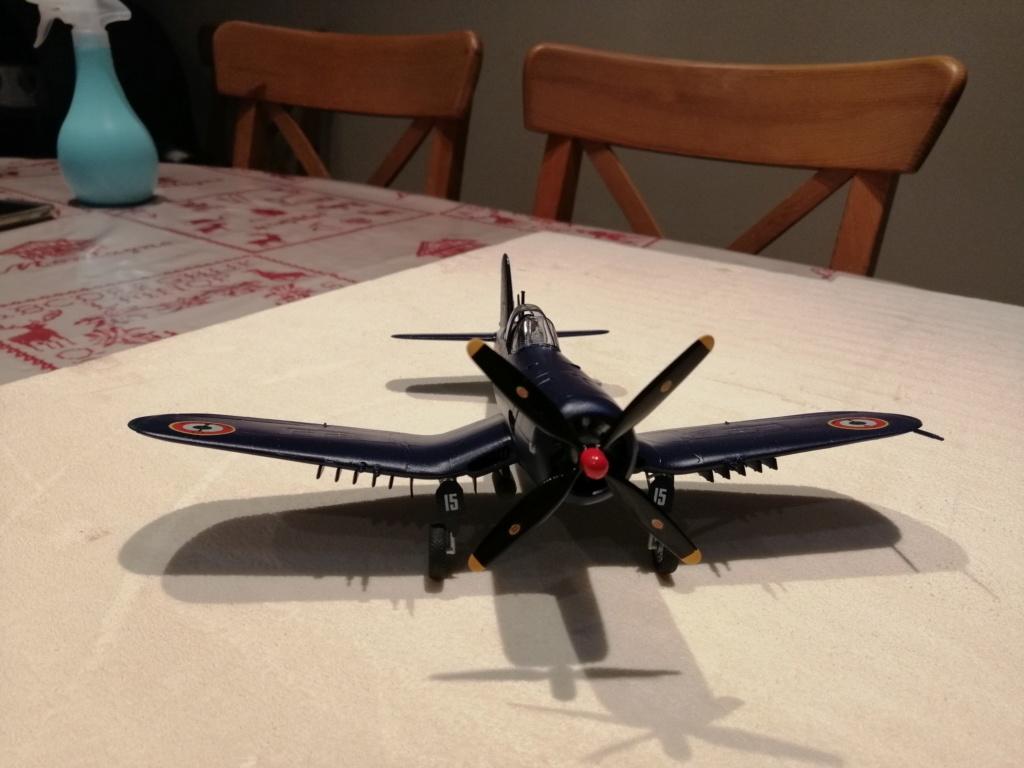 CORSAIR AU-1 Heller 1/48 FINI !!!!!! 3231