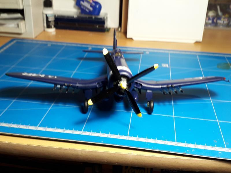 F4U-4 Corsair FINI !!!!!!!!! - Page 3 3311