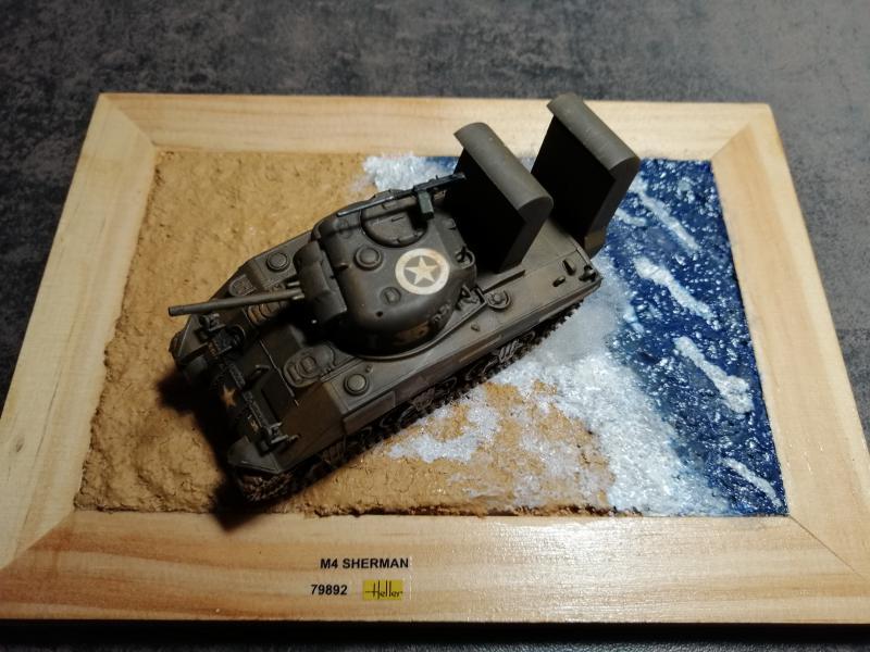 SHERMANN M4 D-Day 3426