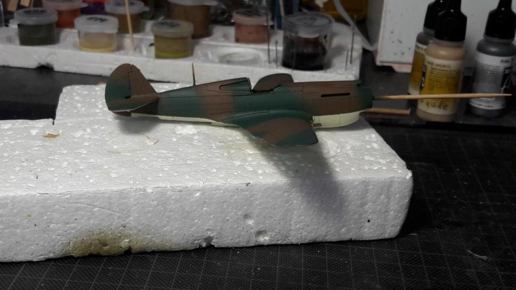 Curtiss Tomahawk Mk.IIB 1/72 (Airfix)  3520