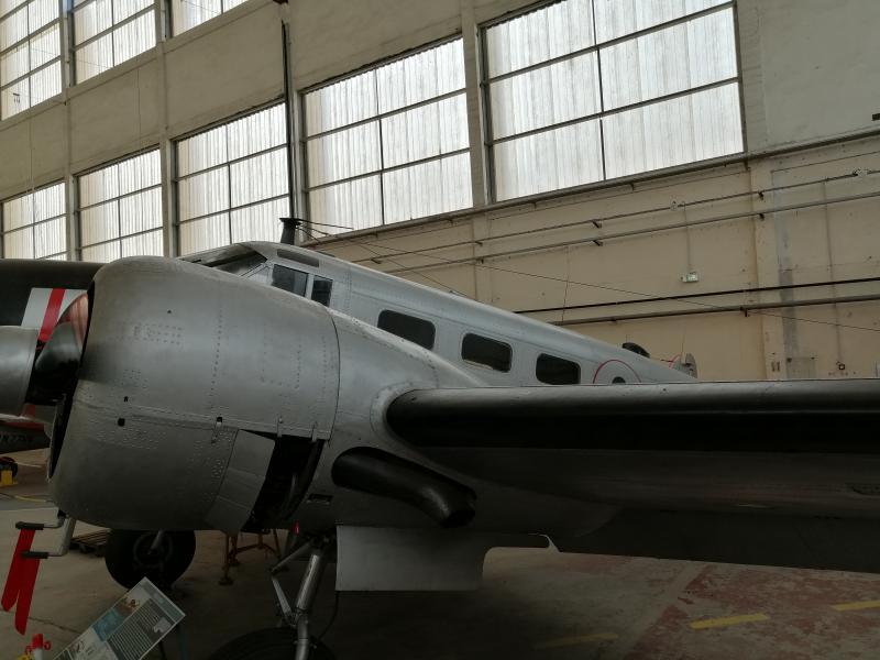 visite du petit musée de l'aéronaval de Rochefort 356