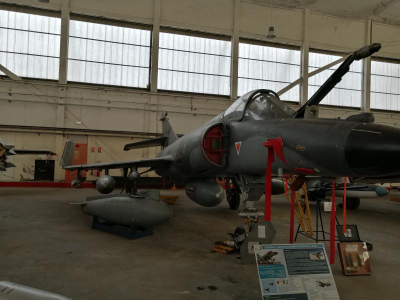 visite du petit musée de l'aéronaval de Rochefort 362