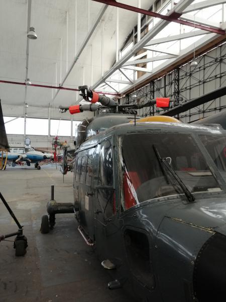 visite du petit musée de l'aéronaval de Rochefort 372
