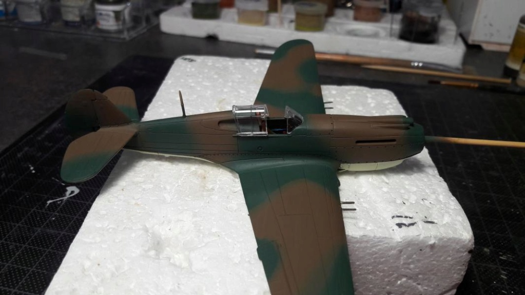 Curtiss Tomahawk Mk.IIB 1/72 (Airfix)  3820