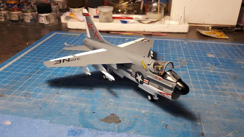A-7A Corsair 2 1/72 clap de fin !!!!!!!! - Page 2 3919