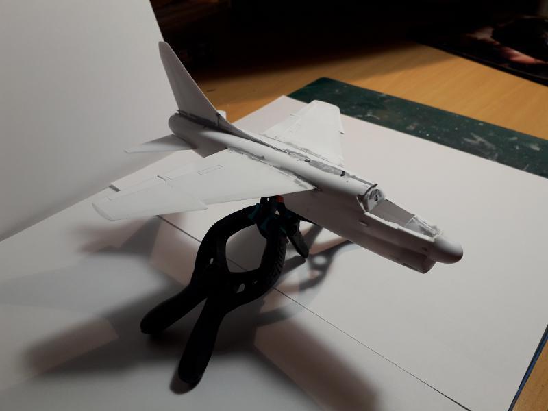 A-7A Corsair 2 1/72 414