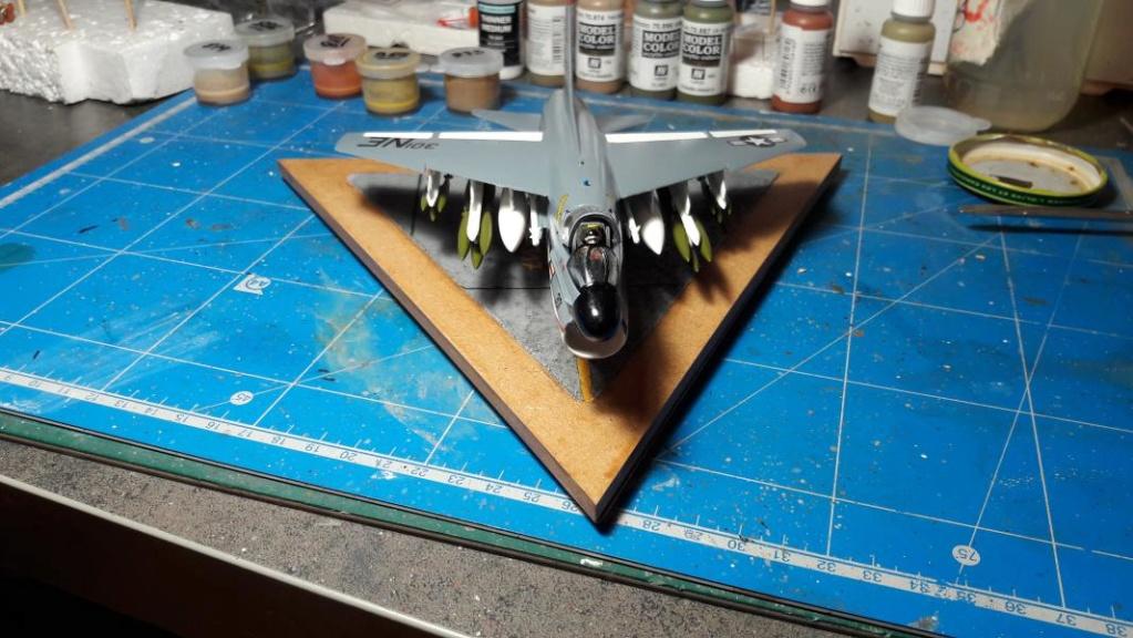 A-7A Corsair 2 1/72 de chez Frog 4217