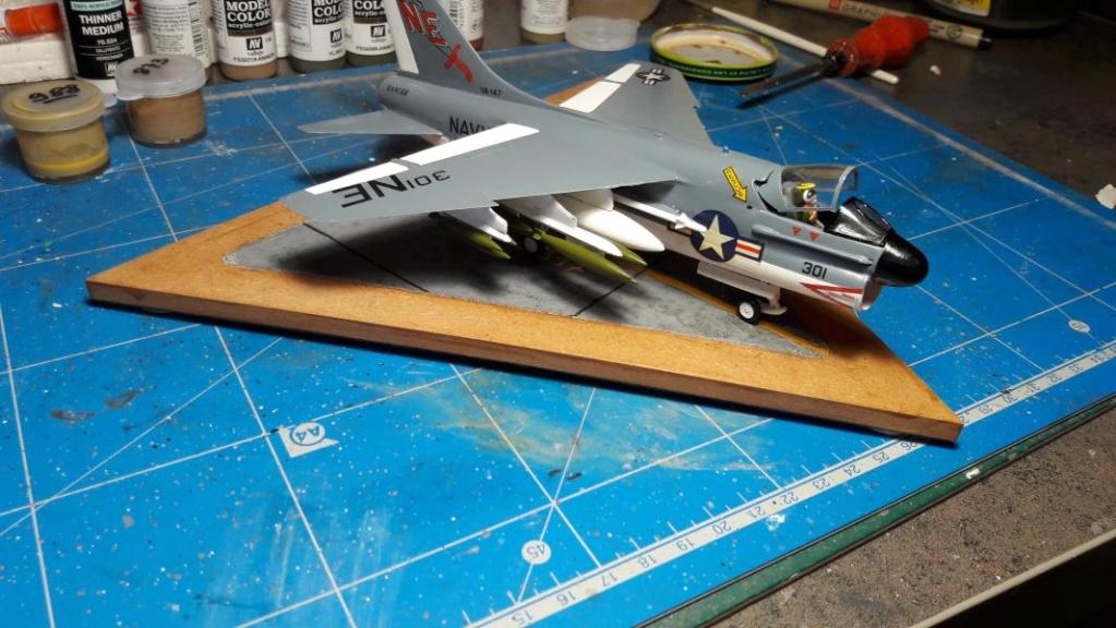 A-7A Corsair 2 1/72 de chez Frog 4315