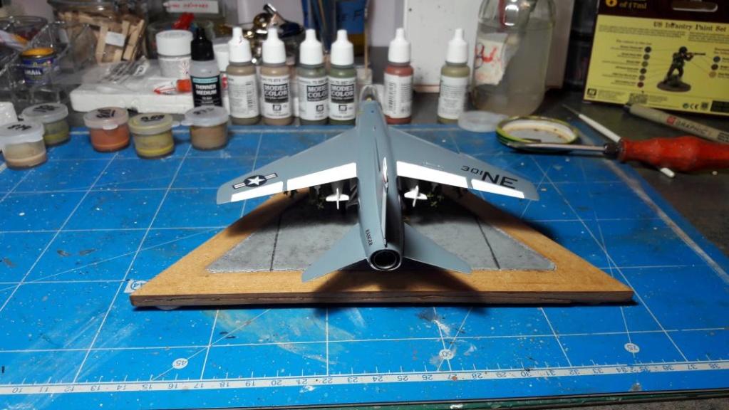 A-7A Corsair 2 1/72 de chez Frog 4415