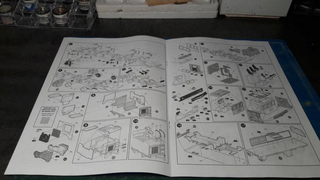 "Ouvre boite ""Iskander-M"" SS-26 ""Stone"" de chez Zvezda au 1/72 446"