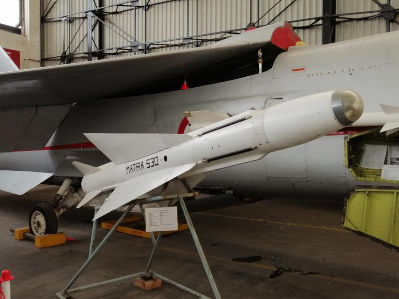 visite du petit musée de l'aéronaval de Rochefort 460