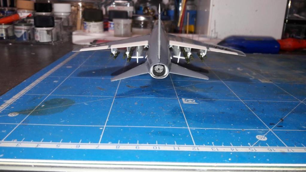 A-7A Corsair 2 1/72 de chez Frog 4614