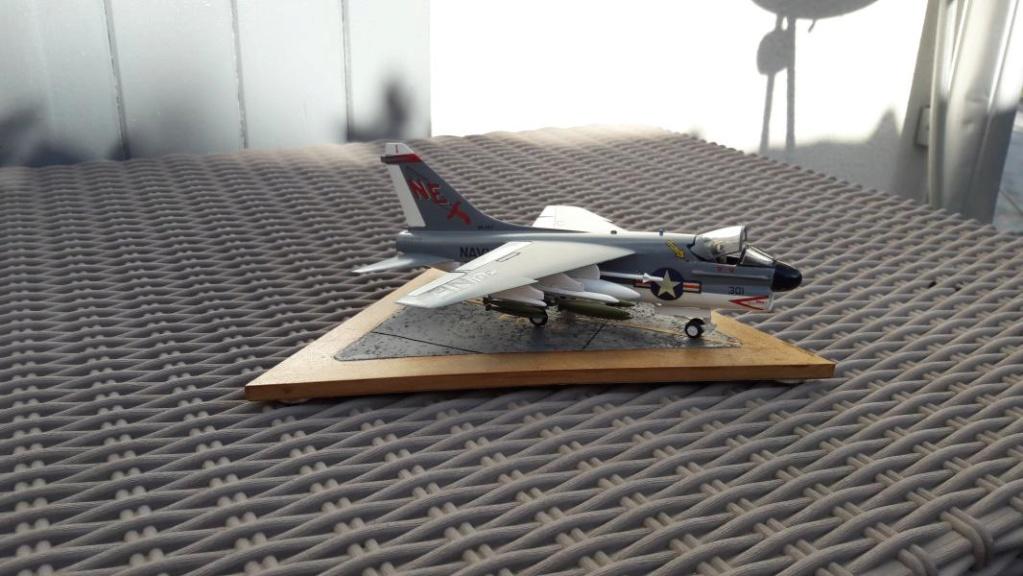 A-7A Corsair 2 1/72 de chez Frog 4616
