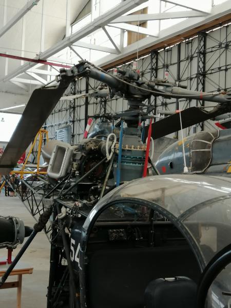 visite du petit musée de l'aéronaval de Rochefort 471