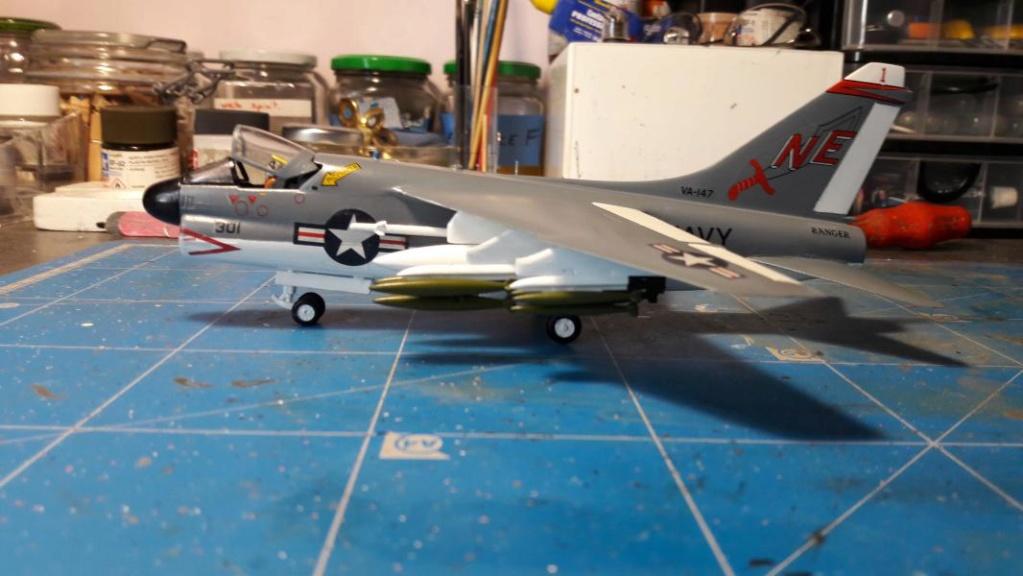A-7A Corsair 2 1/72 de chez Frog 4714