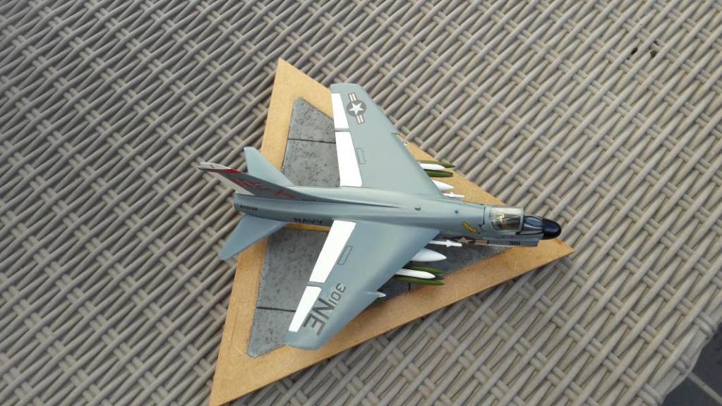 A-7A Corsair 2 1/72 de chez Frog 4716
