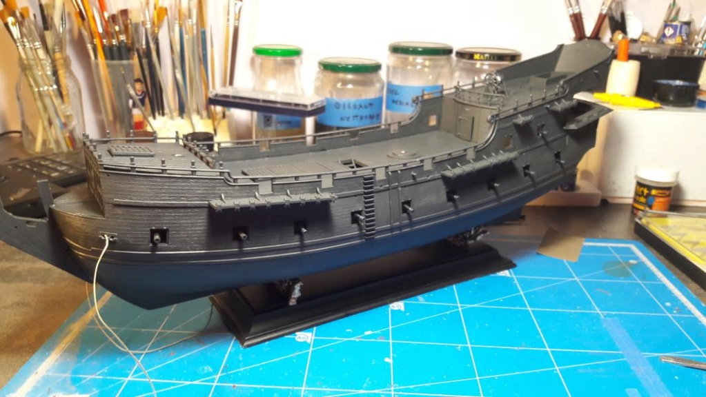 Le Blackpearl Revell 1/72 - Page 4 4911