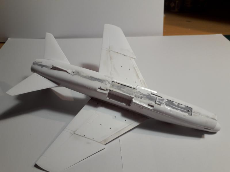 A-7A Corsair 2 1/72 515