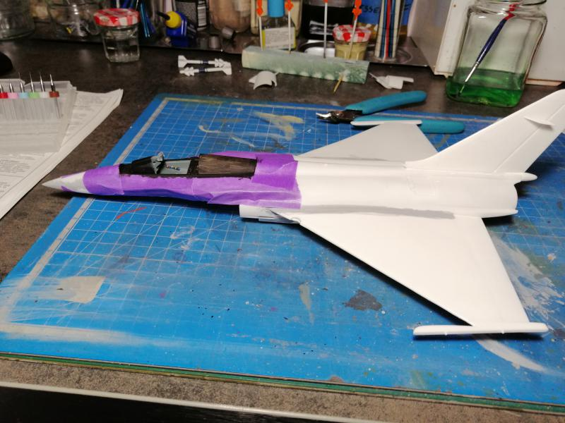 Rafale A 1/48 Heller - Page 2 5416