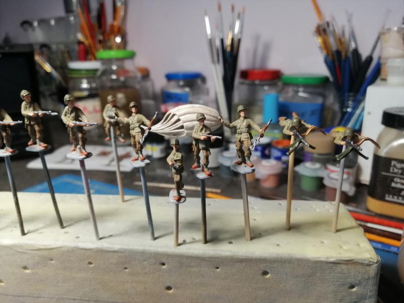 Préparation futur diorama WW2 au 1/72 5519