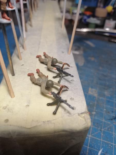 Préparation futur diorama WW2 au 1/72 5618