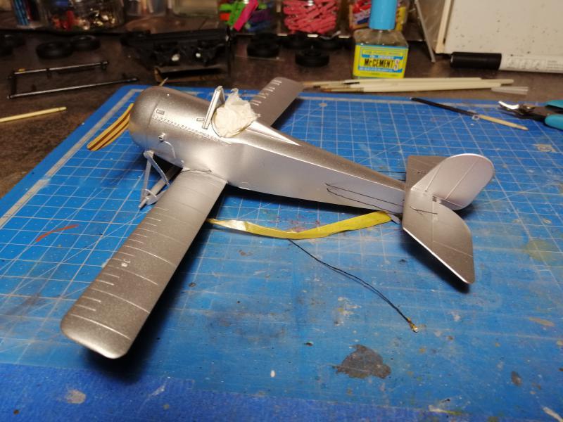 Nieuport 17 de chez academy au 1/32 575