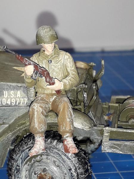 U.S. Multiple Gun Motor Carriage M16 1/35 Tamiya  FINI !!!!!!!! - Page 2 5910