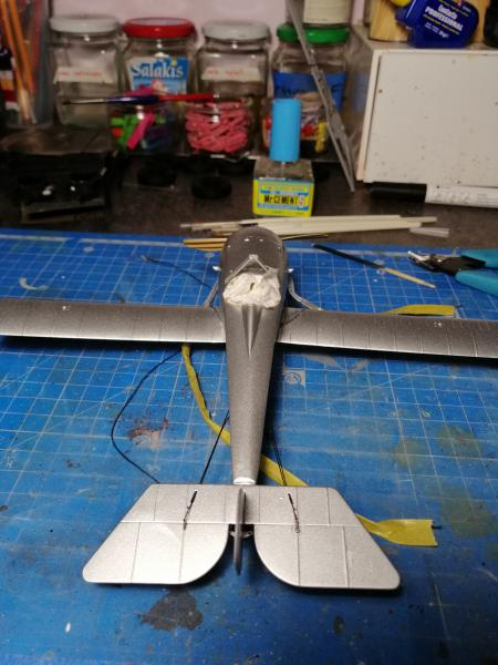 Nieuport 17 de chez academy au 1/32 665
