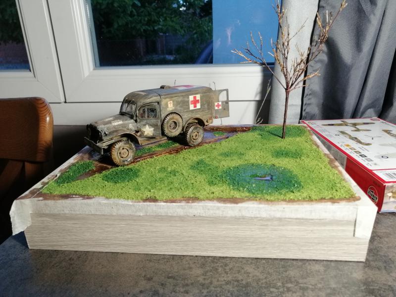 Dodge ambulance WC 54 1/35 Italier iVraiment FINI !!!!!!  - Page 5 6915