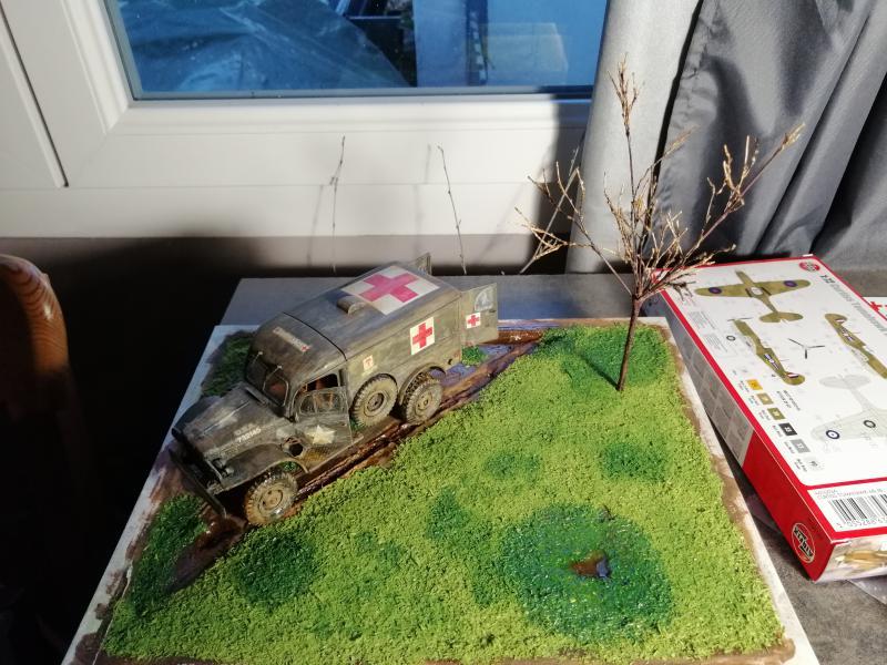 Dodge ambulance WC 54 1/35 Italier iVraiment FINI !!!!!!  - Page 5 7015