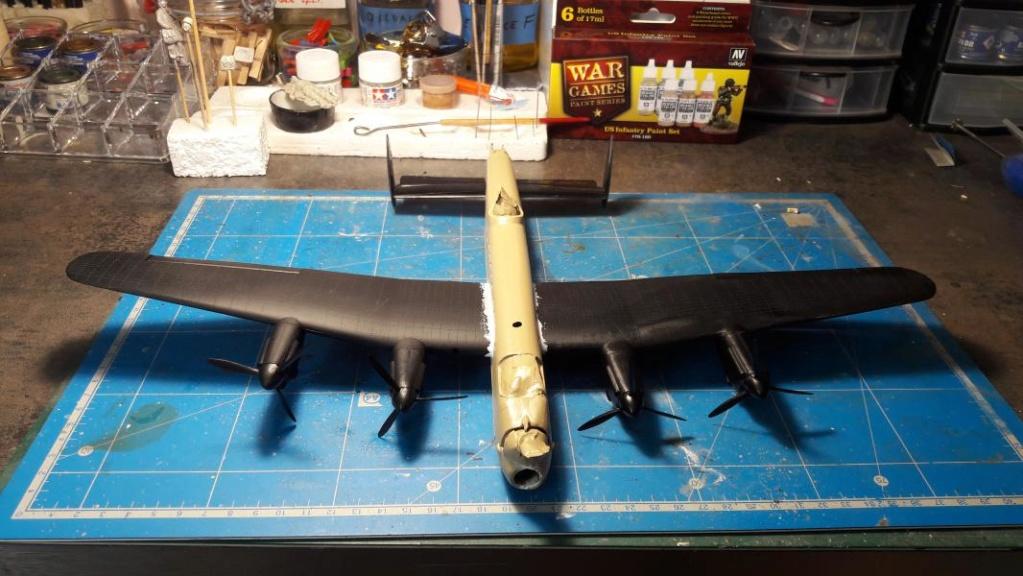 1/72 Airfix Avro Lancaster B I 742