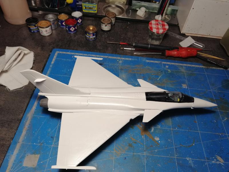 Rafale A 1/48 Heller - Page 3 7513