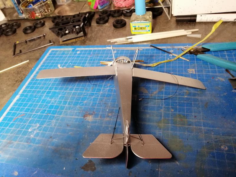 Nieuport 17 de chez academy au 1/32 759
