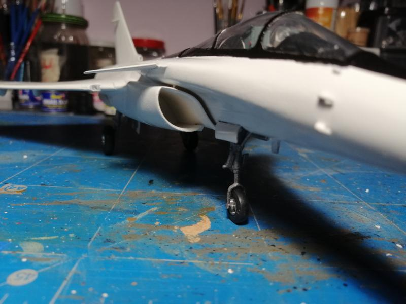 Rafale A 1/48 Heller - Page 3 7813