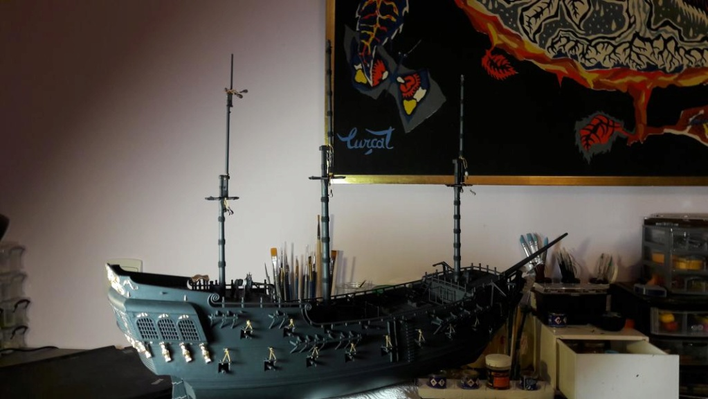 Le Blackpearl Revell 1/72 - Page 4 8310