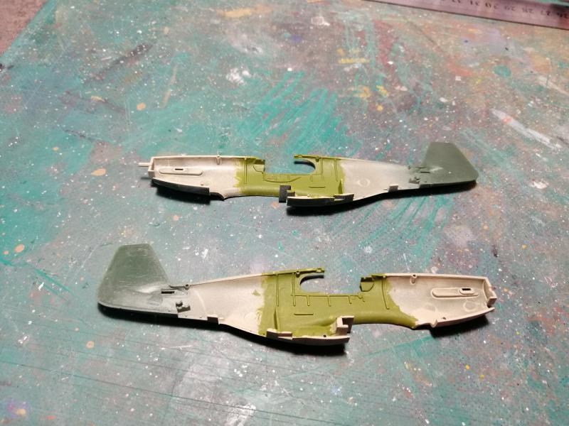 P-51B Mustang de chez Revell au 1/72 FINI !!!!! 856
