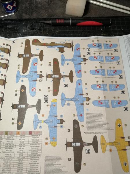 PZL 23B Karas 1/72 Mistercraft FINI!!!!!!!!!!!!! 866
