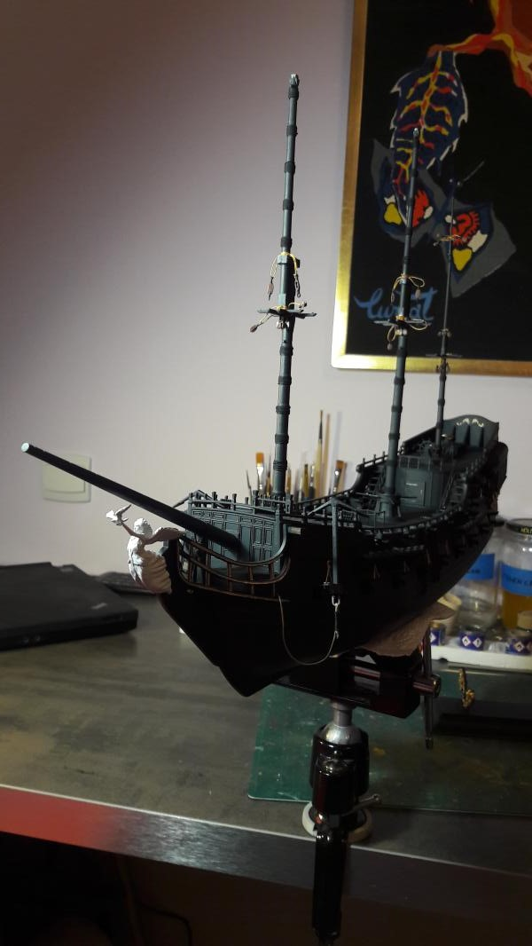 Le Blackpearl Revell 1/72 - Page 4 8710