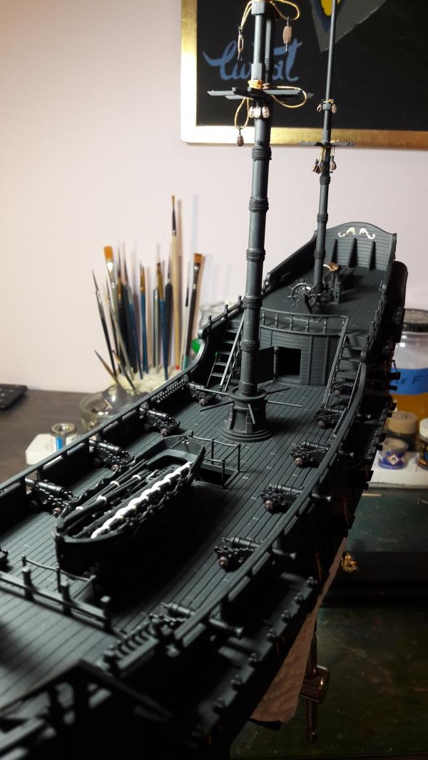 Le Blackpearl Revell 1/72 - Page 4 8910