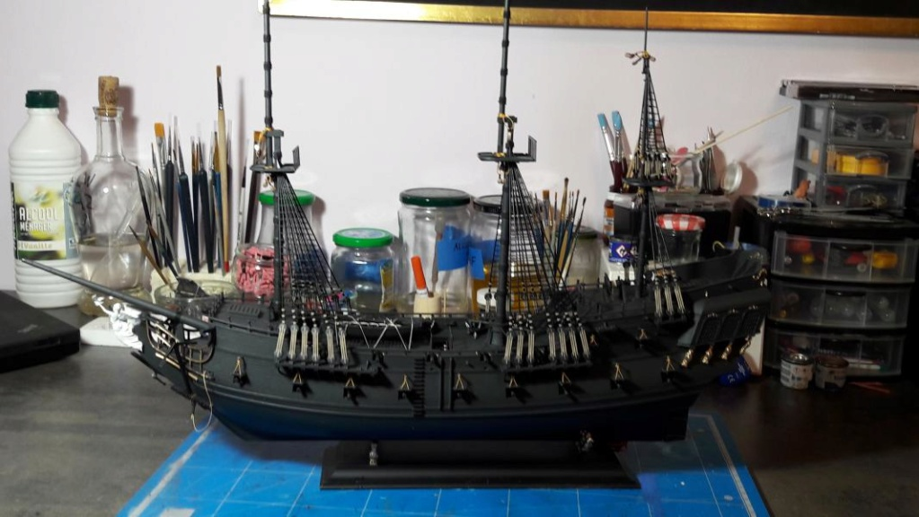 Le Blackpearl Revell 1/72 - Page 5 9310