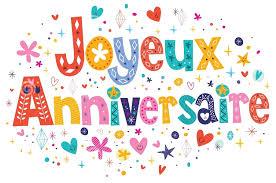 Double anniversaire aujourd'hui !!!  Anniv13