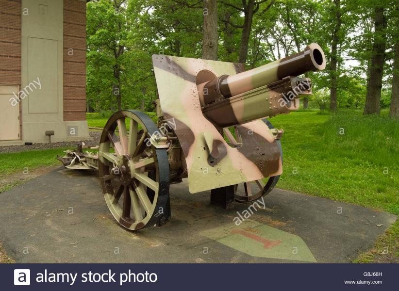 Canon de 155 mm WW1 de chez ACE FINI !!!!!!!!!! B13