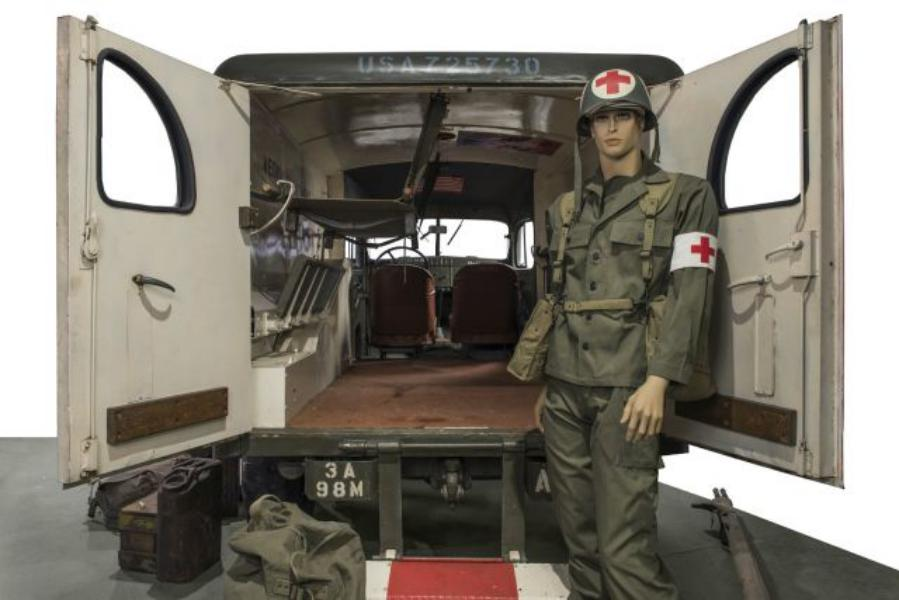 Dodge ambulance WC 54 1/35 Italier iVraiment FINI !!!!!!  E13
